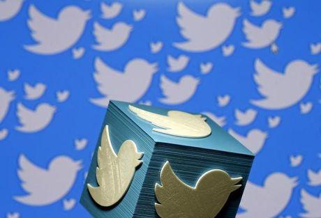 Co phieu Twitter khong giam khi Donald Trump dac cu - Anh 1