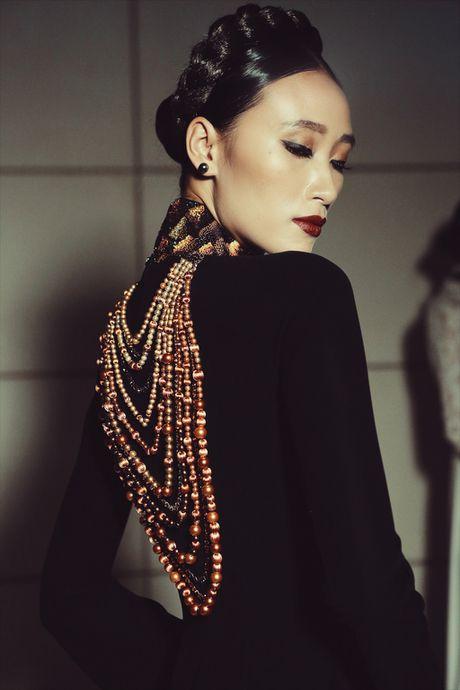 Le Hang, Truong Thi May huyen bi voi bo suu tap Moc - Viet Nam - Anh 6