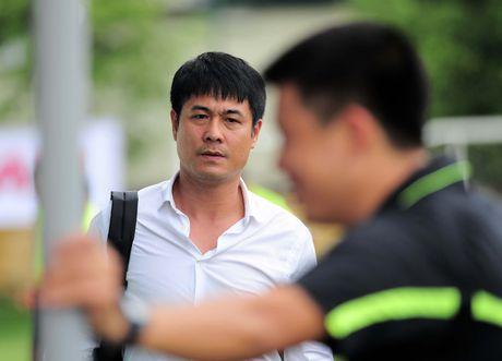 DT Viet Nam vs Avispa Fukuoka: Tap song thieu Tuan Anh - Anh 2