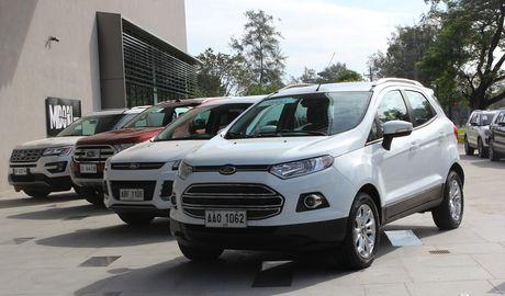 Trai nghiem lai loat SUV cua Ford o Philippines - Anh 2