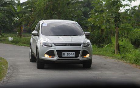Trai nghiem lai loat SUV cua Ford o Philippines - Anh 5