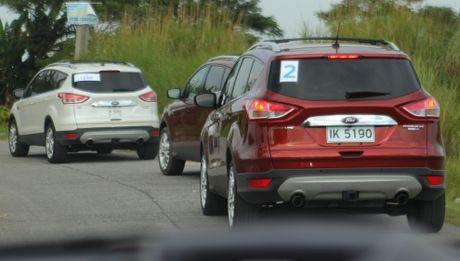 Trai nghiem lai loat SUV cua Ford o Philippines - Anh 6