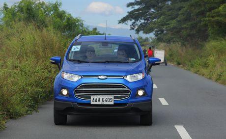 Trai nghiem lai loat SUV cua Ford o Philippines - Anh 7