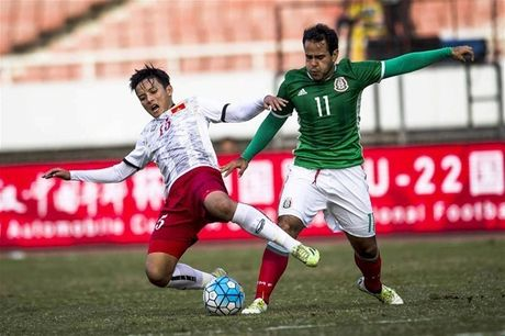 U19 va U22 Viet Nam: Khong muon hay khong the tan cong - Anh 1