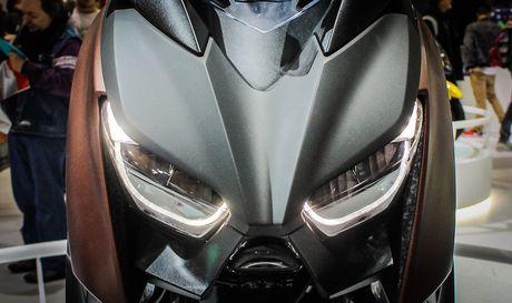 Xe tay ga Yamaha 300 phan khoi co the phan phoi tai Viet Nam - Anh 3