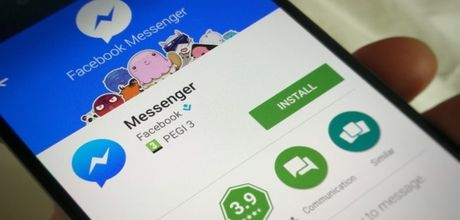 Facebook lap 'Chat Room', goi nho Yahoo Messenger - Anh 1