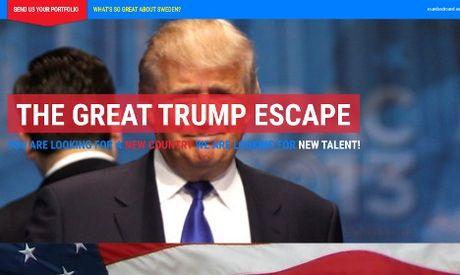 Dich vu thoat khoi 'Donald Trump vi dai' - Anh 1