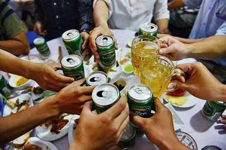 Ruou bia gay hang loat benh ung thu o nguoi - Anh 1