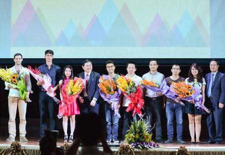 Khai mac Techfest 2016 - ngay hoi lon cua nguoi khoi nghiep - Anh 1