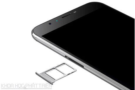 Chi tiet smartphone cam bien van tay, RAM 3 GB, gia sieu re - Anh 14