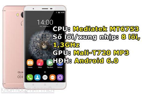 Chi tiet smartphone cam bien van tay, RAM 3 GB, gia sieu re - Anh 1