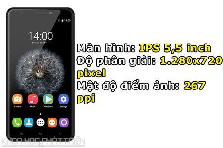 Chi tiet smartphone cam bien van tay, RAM 3 GB, gia sieu re - Anh 5
