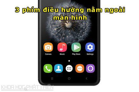 Chi tiet smartphone cam bien van tay, RAM 3 GB, gia sieu re - Anh 9
