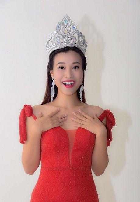 Trinh Kim Chi thanh ba trum chan dai trong 'Hoa hau ao lang' - Anh 2