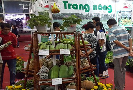 Can Tho to chuc Hoi cho nong nghiep quoc te Viet Nam 2016 - Anh 1