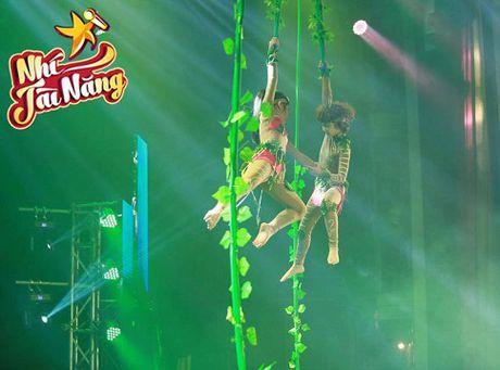 Cap doi dancesport Nhu Minh - Ha My tro thanh Quan quan Nhi tai nang - Anh 1