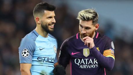 Messi - Aguero: Doi ban than... ai nay lo - Anh 1