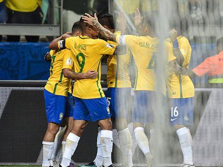 Brazil de bep Argentina: Tai sinh o Mineirao - Anh 1