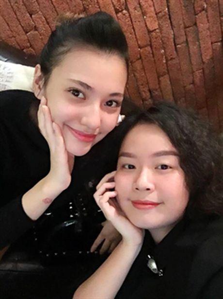 Bo anh den showbiz, Hong Que hanh phuc ben con gai - Anh 4