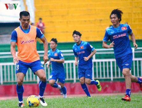 DT Viet Nam – Avispa Fukuoka: Thu thach cuoi cung truoc AFF Cup - Anh 1