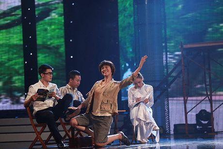 Hoan doi: Cap doi Hoang Oanh - Huynh Anh thi nhau 'lam xau' - Anh 8