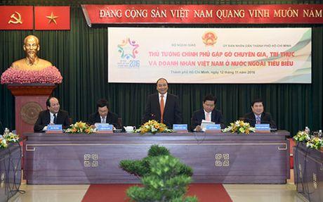 Thu tuong gap go cac chuyen gia, tri thuc, doanh nhan Viet kieu - Anh 1