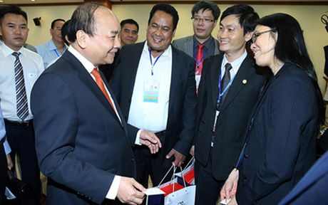 Thu tuong gap go cac chuyen gia, tri thuc, doanh nhan Viet kieu - Anh 4