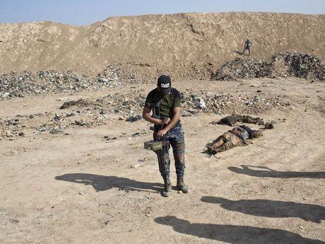 Cac luc luong Iraq tang cuong bao vay thanh tri cua IS o Mosul - Anh 1