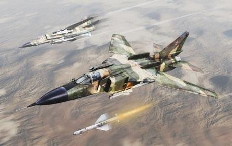 Mig-23 tu bay 900 km khien chau Au kinh hai - Anh 1