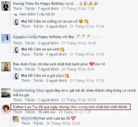 Tran Thanh quan he ngam voi Mai Ho? - Anh 1