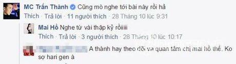 Tran Thanh quan he ngam voi Mai Ho? - Anh 3