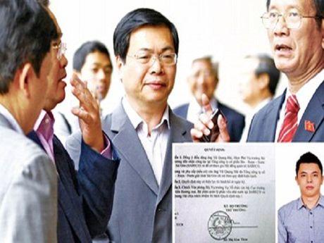 'Chan ret' cua Trinh Xuan Thanh, Vu Huy Hoang van nguyen ven? - Anh 2