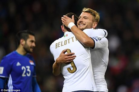 Liechtenstein 0-4 Italy: Sao la toa sang - Anh 3