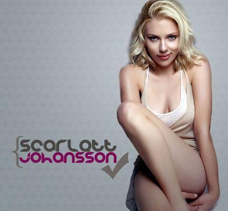 Me man truoc ve goi tinh cua Scarlett Johansson - Anh 1