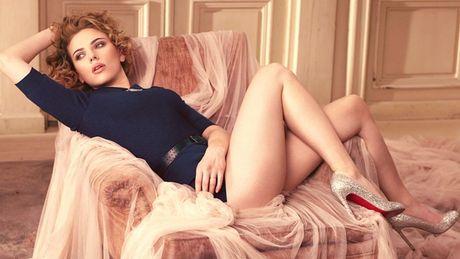 Me man truoc ve goi tinh cua Scarlett Johansson - Anh 3