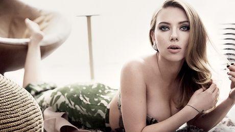 Me man truoc ve goi tinh cua Scarlett Johansson - Anh 4