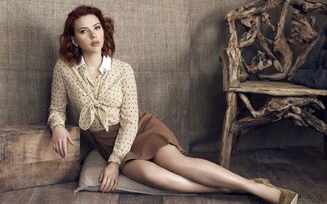 Me man truoc ve goi tinh cua Scarlett Johansson - Anh 7