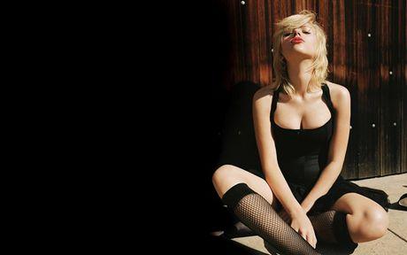 Me man truoc ve goi tinh cua Scarlett Johansson - Anh 8