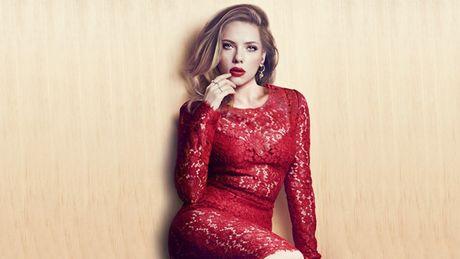 Me man truoc ve goi tinh cua Scarlett Johansson - Anh 9