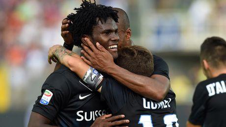 Juventus dan dau trong cuoc dua gianh 'Yaya Toure moi' - Anh 1