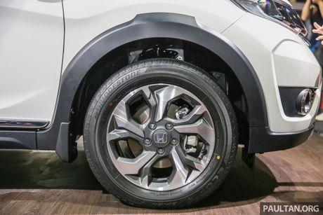'Xe hop 7 cho' Honda BR-V moi gia 292 trieu tai An Do - Anh 10