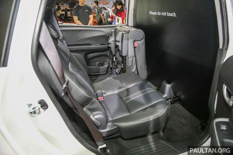 'Xe hop 7 cho' Honda BR-V moi gia 292 trieu tai An Do - Anh 6