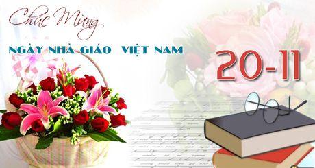 So GD&DT Bac Giang khong to chuc tiep khach nhan ky niem ngay 20/11 - Anh 1