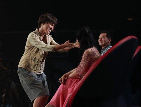 Hoang Oanh la nghe si dau tien buoc vao vong Chung ket cua Hoan Doi 2016 - Anh 1