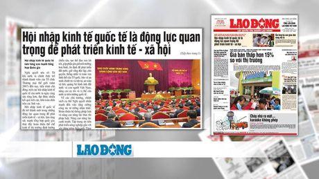 "Kinh te Viet Nam: Da den luc khong the ""khoe"" nhan cong gia re - Anh 1"