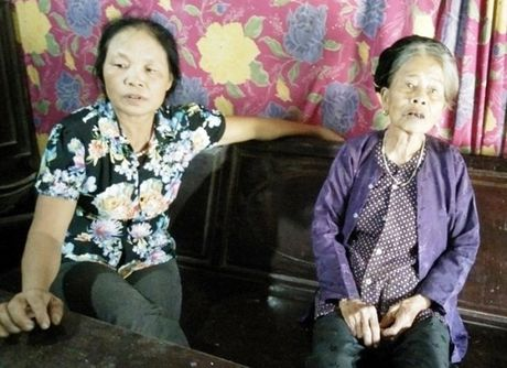 Cu ba 87 tuoi nuoi 2 con tam than da duoc huong ho ngheo - Anh 1