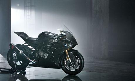 Can canh 'quai thu' BMW HP4 Race - sieu moto cong nghe moi - Anh 1