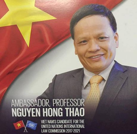 Bien Dong: Tham gia ILC se tang hieu qua dau tranh phap ly cho Viet Nam - Anh 2