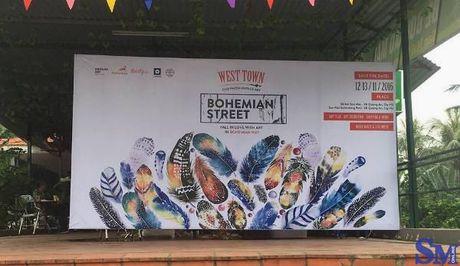 """Bohemian Street"": Ngay hoi cua nhung tin do theo van hoa du muc - Anh 2"