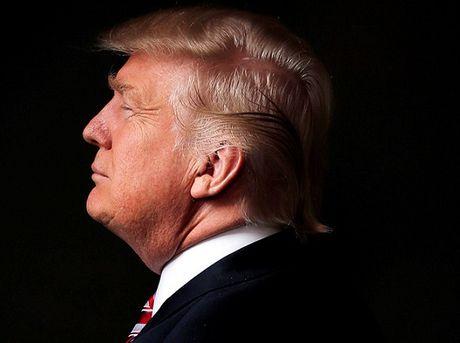 Ong Donald Trump: Tan cong vao quan doi Syria la chien tranh voi Nga - Anh 1